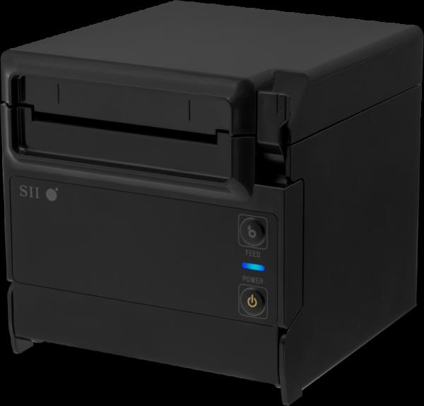 Kassendrucker/Bondrucker Seiko RP-F10, Bluetooth/USB-C, schwarz (RP-F10-K27J1-5 10819)