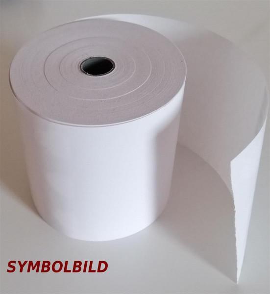 Kasse Bonrolle Thermo 50 Meter lang, 80 mm breit, 48g/qm, BPA frei, VE: 50
