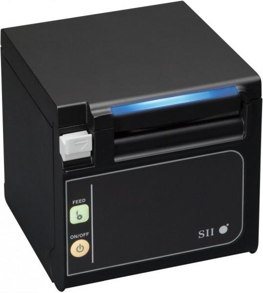 Kassendrucker/Bondrucker Seiko RP-E11, USB, schwarz (RP-E11-K3FJ1-U-C5)