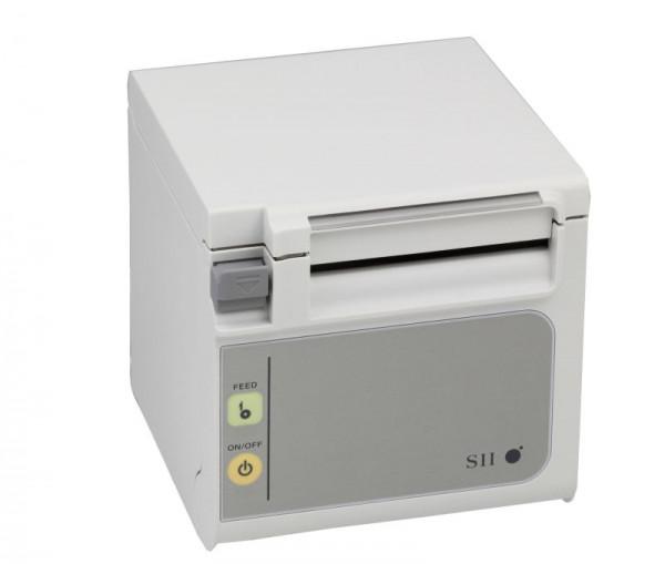 Kassendrucker/Bondrucker Seiko RP-E11, LAN, weiß (hellgrau) (RP-E11-W3FJ1-E-C5)