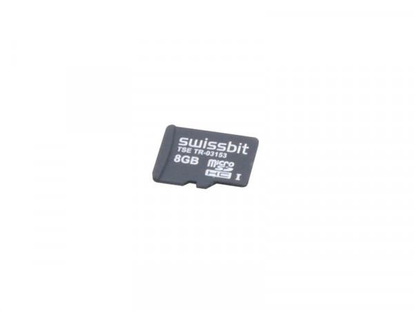 Kasse TSE-Swissbit - Micro SD Karte Laufzeit 5 Jahre