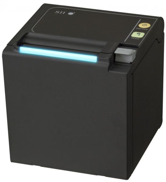 Kassendrucker/Bondrucker Seiko RP-E10, LAN, schwarz (RP-E10-K3FJ1-E-C5)