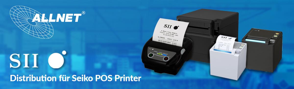 SEIKO POS Printers...High End Druck für Ihren POS Arbeitsplatz