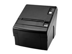 Kasse AP-8220-US - Thermo-Bondrucker, USB + Seriell (9 pol RS232 fixed), 80mm, schwarz