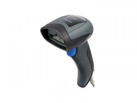 Datalogic QuickScan I QD2131, Barcodescanner 1D, Kit (USB), schwarz