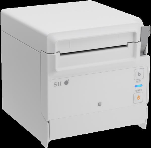 Kassendrucker/Bondrucker Seiko RP-F10, Bluetooth/USB-A, weiß (hellgrau) (RP-F10-W27J1-4 10819)